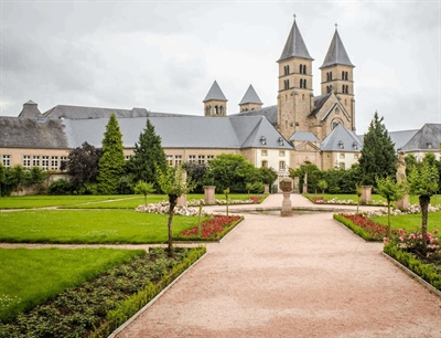 Abbey of Echternach | Luxembourg, Luxembourg | Travel BL