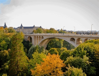 Adolphe Bridge | Luxembourg, Luxembourg | Travel BL