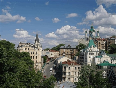 Andriyivskyy Descent | Kiev, Ukraine | Travel BL