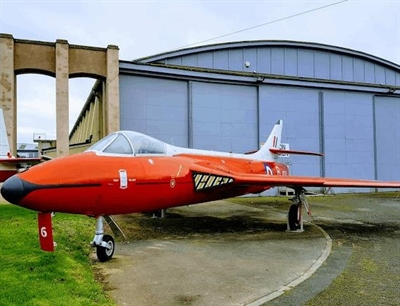 Boscombe Down Aviation Collection | Salisbury, England,UK | Travel BL