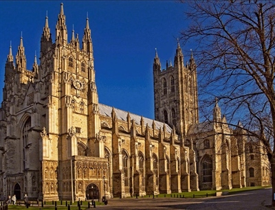 Canterbury Cathedral | Canterbury, England,UK | Travel BL