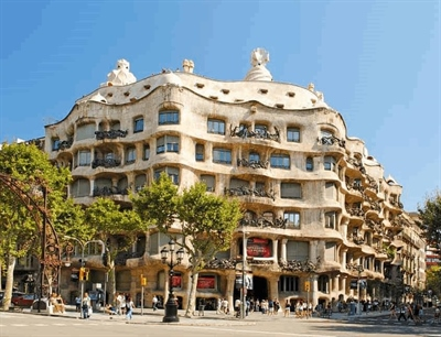 Casa Mila | Barcelona, Spain | Travel BL