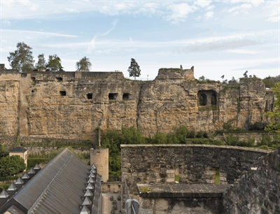 Casemates du Bock | Luxembourg, Luxembourg | Travel BL