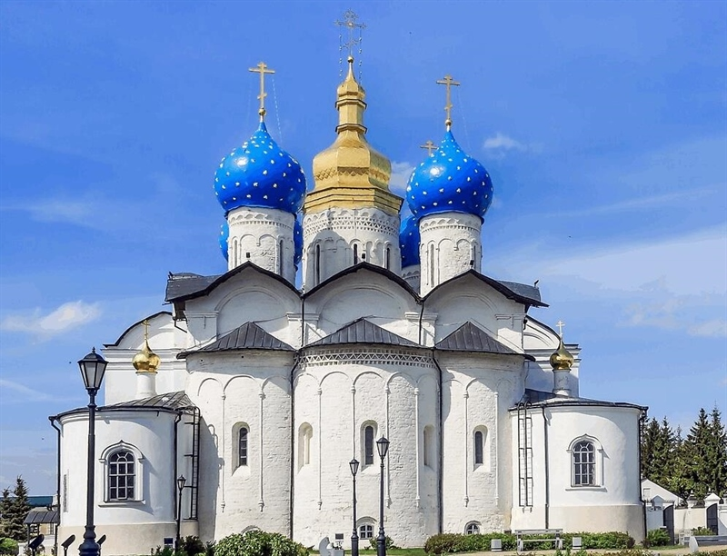 Cathedral of the Annunciation | Kazan, Russia | Travel BL