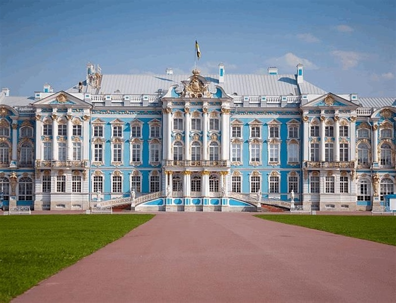 Catherine Palace | St. Petersburg, Russia | Travel BL