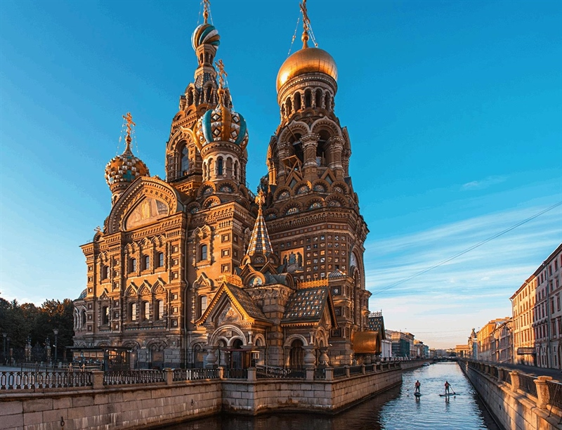Church of the Savior | St. Petersburg, Russia | Travel BL