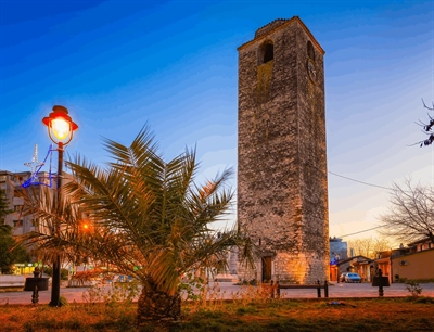 Clock Tower | Podgorica, Montenegro | Travel BL