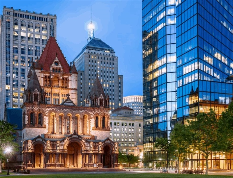 Copley Square | Boston, Massachusetts,USA | Travel BL