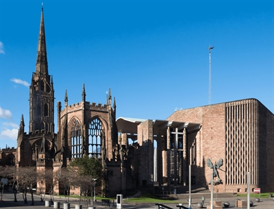 Coventry Cathedral | Coventry, England,UK | Travel BL
