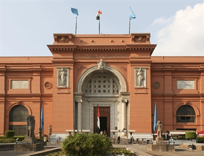 Egyptian Museum | Cairo, Egypt | Travel BL