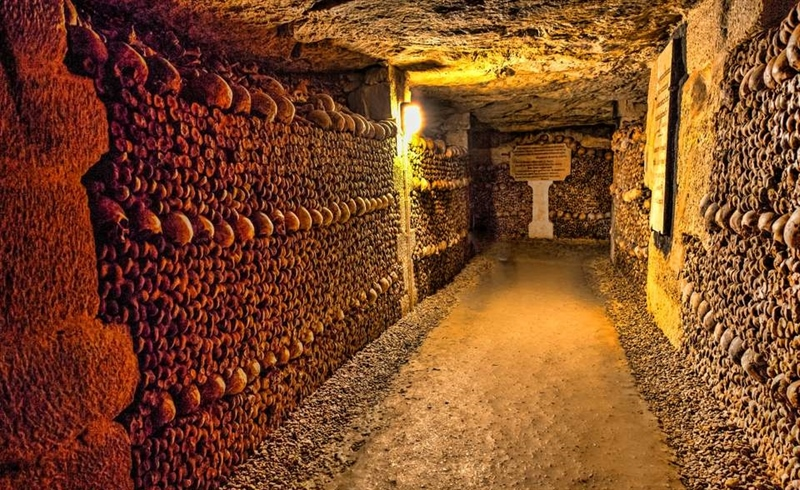 Explore the Catacombs of Paris | Paris, France | Travel BL
