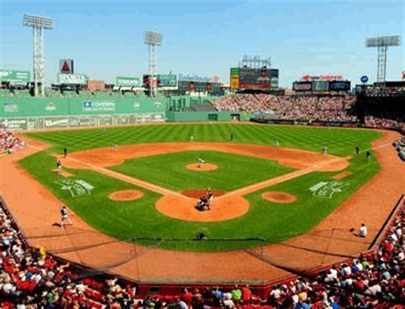 Fenway Park | Boston, Massachusetts,USA | Travel BL