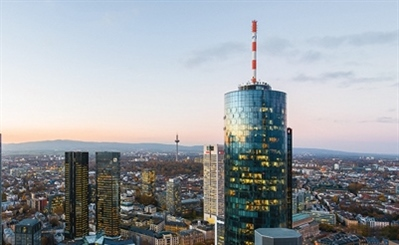 Go to the Main Tower | Frankfurt, Germany | Travel BL