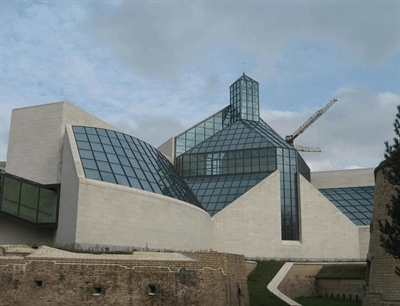 Grand Duke Jean Museum of Modern Art | Luxembourg, Luxembourg | Travel BL