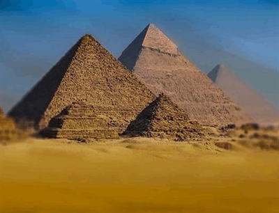 Great Giza Pyramid  | Cairo, Egypt | Travel BL