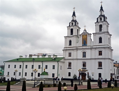 Holy Spirit Cathedral | Minsk, Belarus | Travel BL
