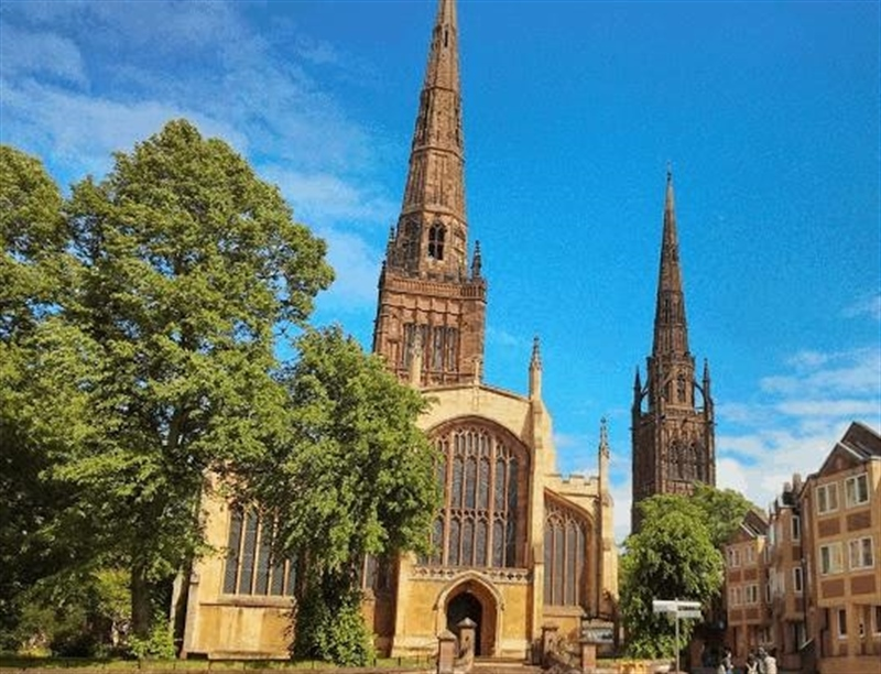 Holy Trinity Church, Coventry | Coventry, England,UK | Travel BL
