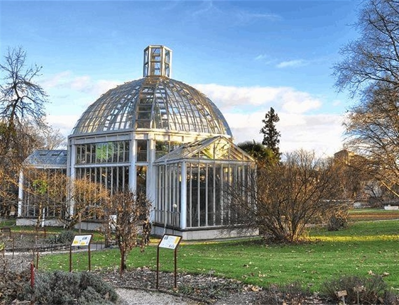 Jardin Botanique | Geneva, Switzerland | Travel BL