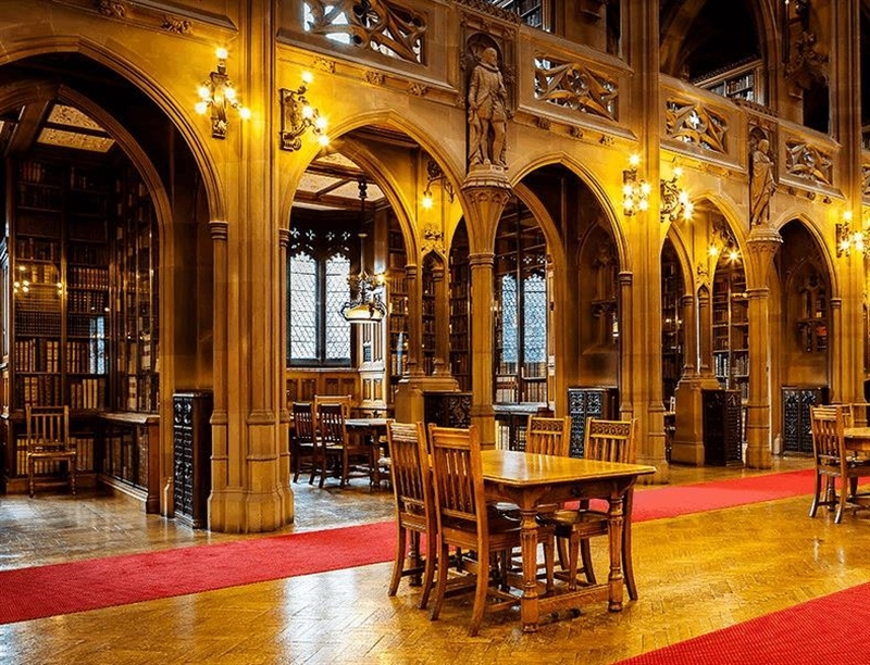 John Rylands Library | Manchester, England,UK | Travel BL