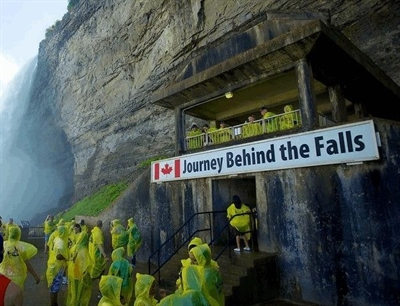Journey Behind The Falls | Niagara Falls, Ontario,Canada | Travel BL