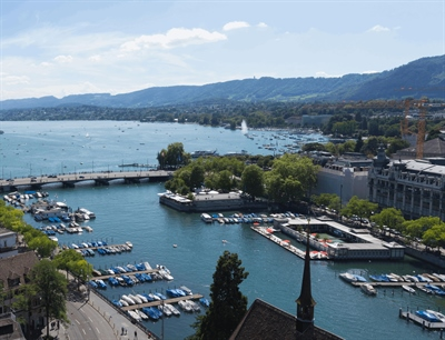 Lake Zurich | Zurich, Switzerland | Travel BL