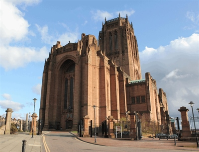 Liverpool Cathedral | Liverpool, England,UK | Travel BL