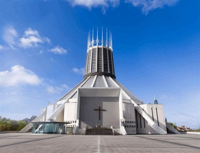 Liverpool Metropolitan Cathedral | Liverpool, England,UK | Travel BL