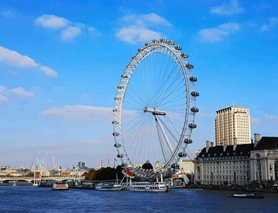 London Eye | London, England,UK | Travel BL