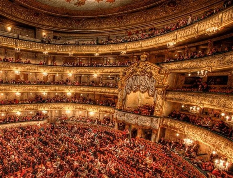 Mariinsky Theatre | St. Petersburg, Russia | Travel BL