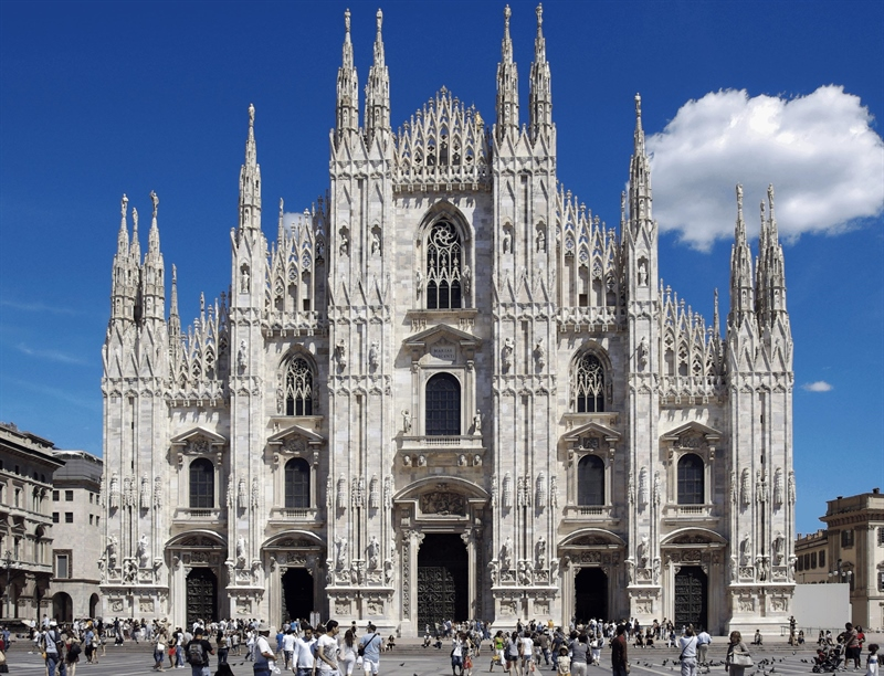 Milan Cathedral | Milan, Italy | Travel BL