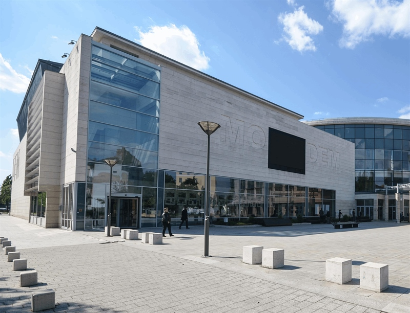 MODEM Centre for Modern and Contemporary Arts | Debrecen, Hungary | Travel BL