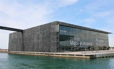MuCEM – Museum of Civilizations of Europe and the Mediterranean | Marseille, France | Travel BL