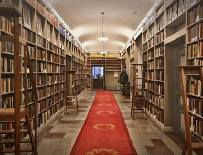 Nobel Library | Stockholm, Sweden | Travel BL