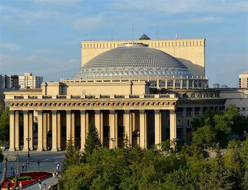 NOVAT – Novosibirsk State Academic Theater of Opera and Ballet | Novosibirsk, Russia | Travel BL