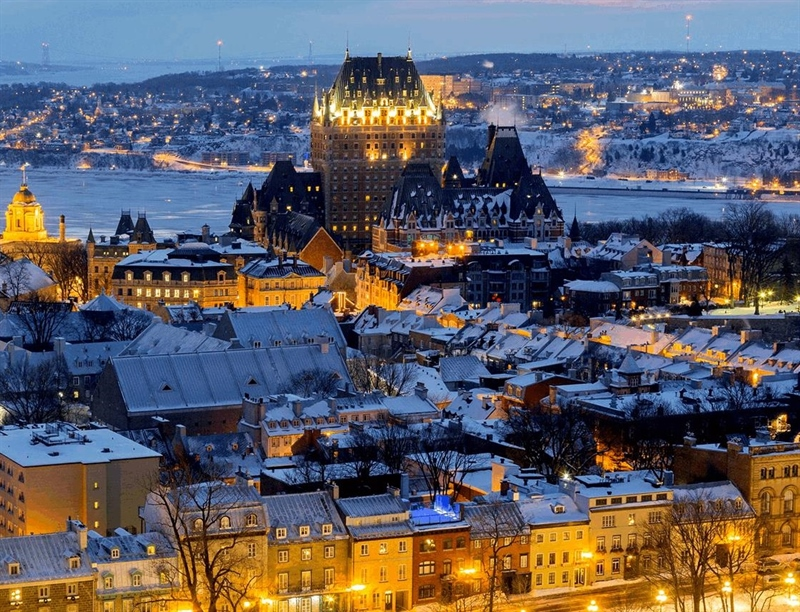 Old Quebec | Quebec City, Canada | Travel BL