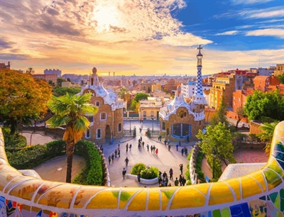 Park Güell | Barcelona, Spain | Travel BL