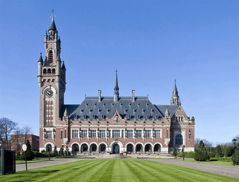 Peace Palace | The Hague, Netherlands | Travel BL