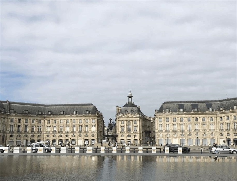 Place de la Bourse | Bordeaux, France | Travel BL