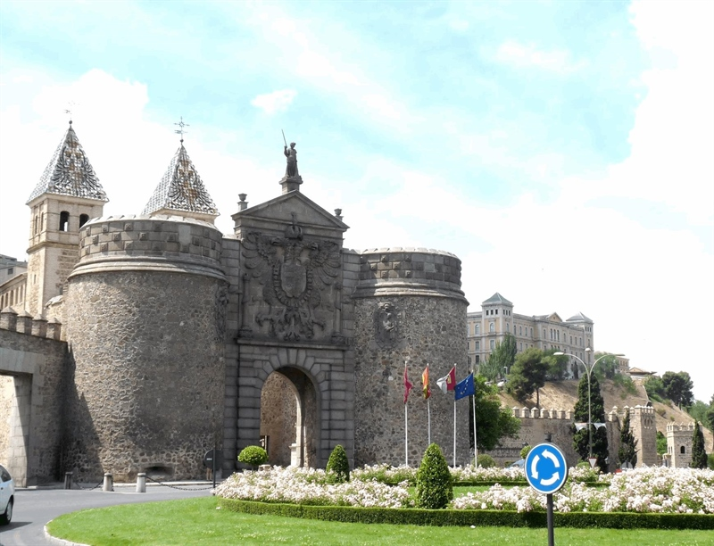 Puerta de Bisagra | Toledo, Spain | Travel BL