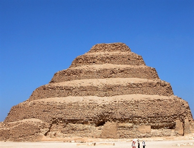 Pyramid of Djoser | Cairo, Egypt | Travel BL