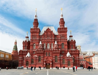 Red Square | Moscow, Russia | Travel BL
