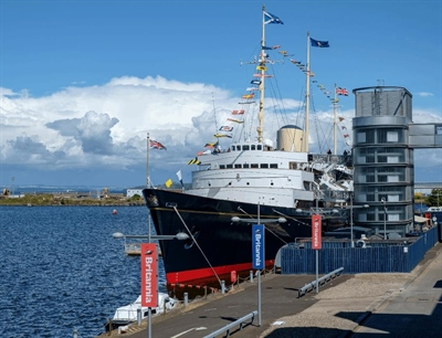 Royal Yacht Britannia | Edinburgh, Scotland,UK | Travel BL