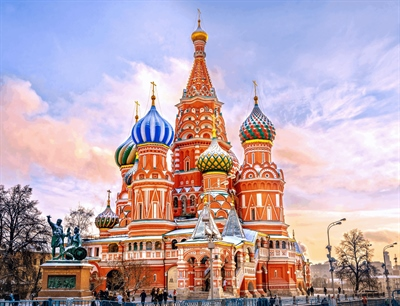 Saint Basil's Cathedral | Moscow, Russia | Travel BL