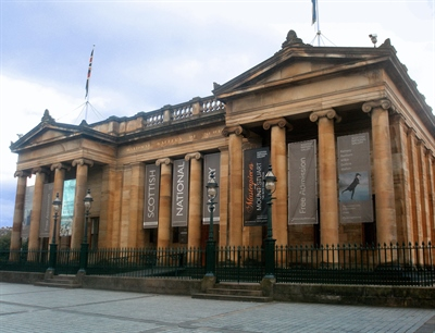 Scottish National Gallery | Edinburgh, Scotland,UK | Travel BL