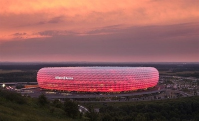 See the Allianz Arena | Munich, Germany | Travel BL