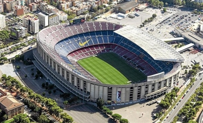 See the Camp Nou | Barcelona, Spain | Travel BL