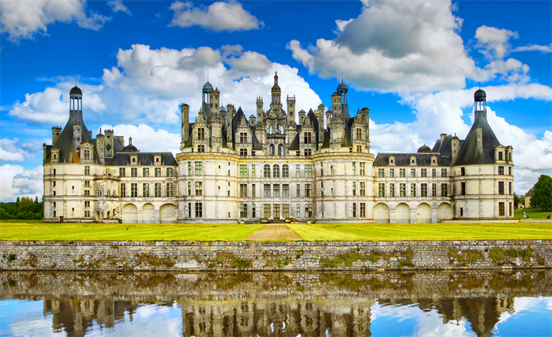 See the Chateau de Chambord | Paris, France | Travel BL