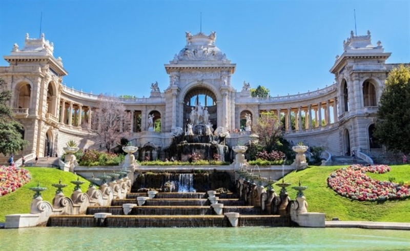 See the Palais Longchamp | Marseille, France | Travel BL