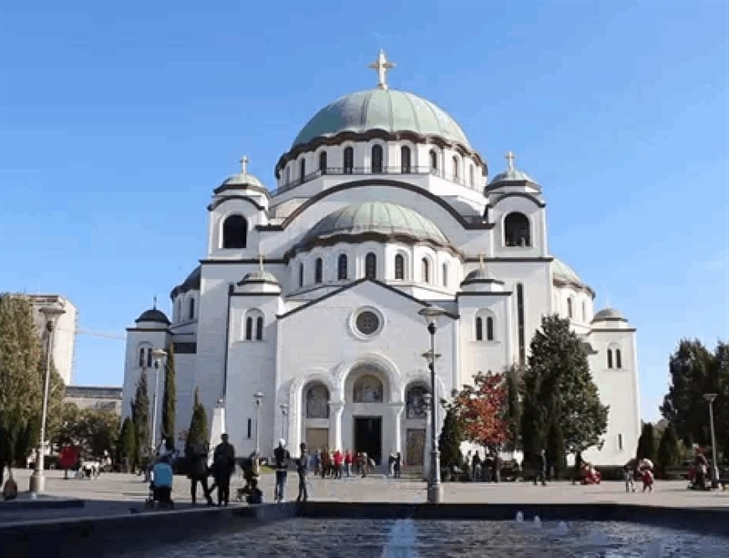 See the St. Sava Temple | Belgrade, Serbia | Travel BL