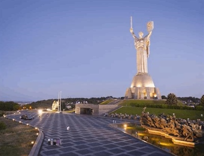 See the The Motherland Monument (Rodina Mat) | Kiev, Ukraine | Travel BL